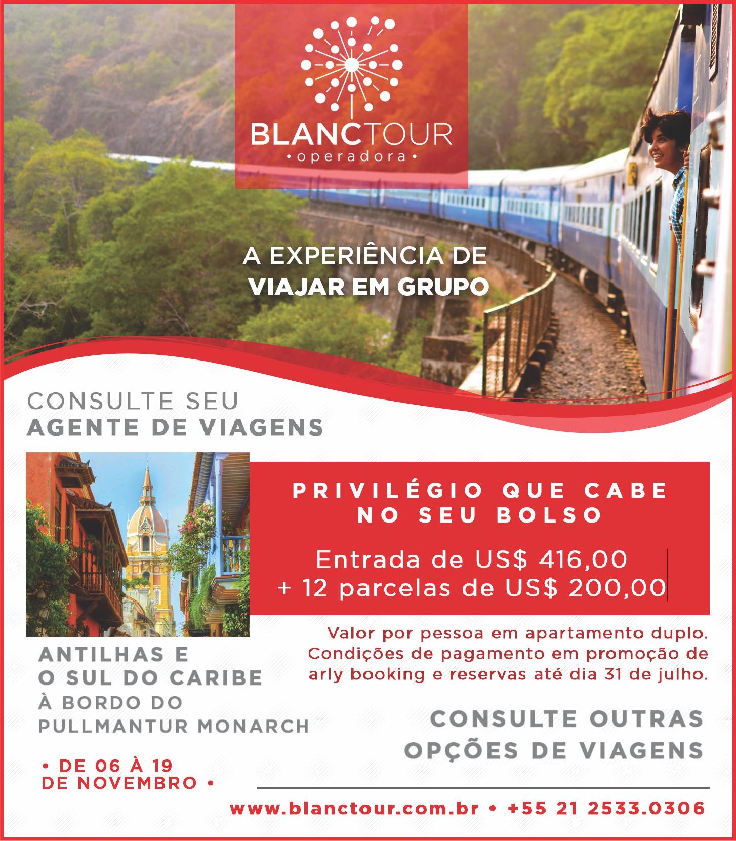 Blanc Tour