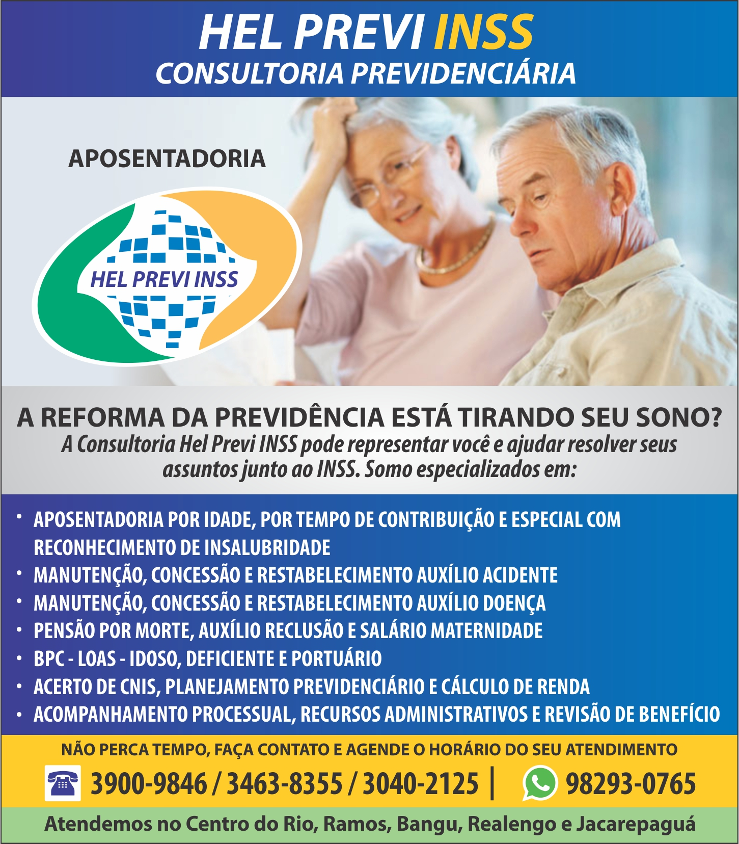 REBS Promotoria Previ INSS